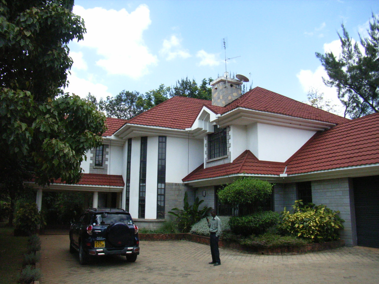 Beautiful Bungalows In Nairobi